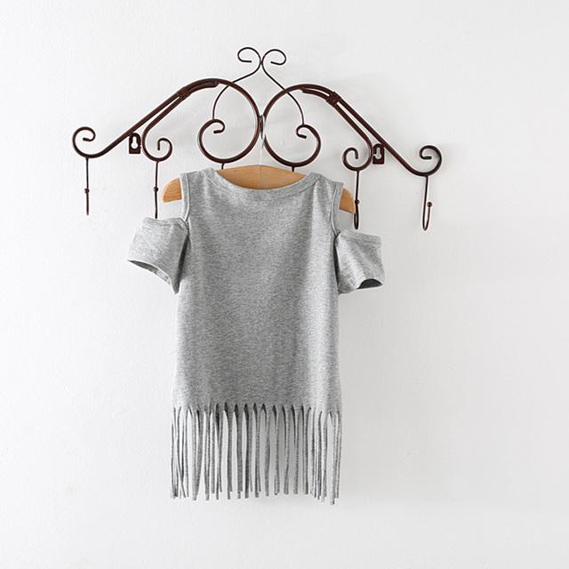 Girls T shirt Short Sleeve
