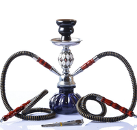 Arabischen Mini Shisha Shisha Tabak Rauchen Rohre Geschenk Der Gesundheit Schlauch Filter Neue Mode Zarte Vollen Satz von Rohr Shisha LFB261-in Wasserpfeifen & Zubehör aus Heim und Garten bei