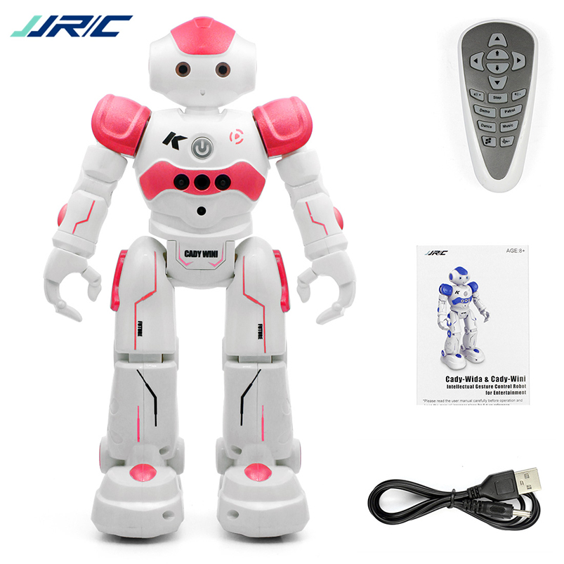 JJRC R2 RC Robot Gesture Sensor Dancing Intelligent Program CADY WIDA Toy F22252 53