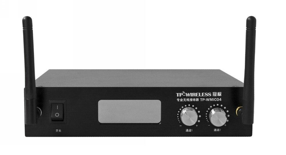 TP-WIRELESS 2.4GHz digitaalne traadita kaasaskantav kahekanaliline - Kaasaskantav audio ja video - Foto 3