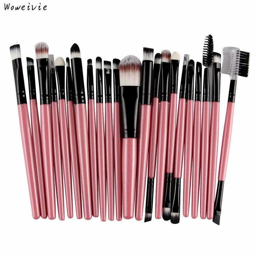 New Fashion Cosmetic Makeup Brush Set Foundation Powder Brush Blush Brush Free Shipping reduced coenzyme q10 coq10 powder in cosmetic 700g lot free shipping