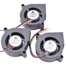 BFB0512LD 5 см 5020 50x50x20 мм 12 В 0.15A 2 линии 3 линии 4 линии ШИМ проектор турбо вентилятор охлаждения