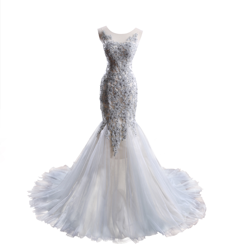 online buy wholesale grey wedding dresses from china grey