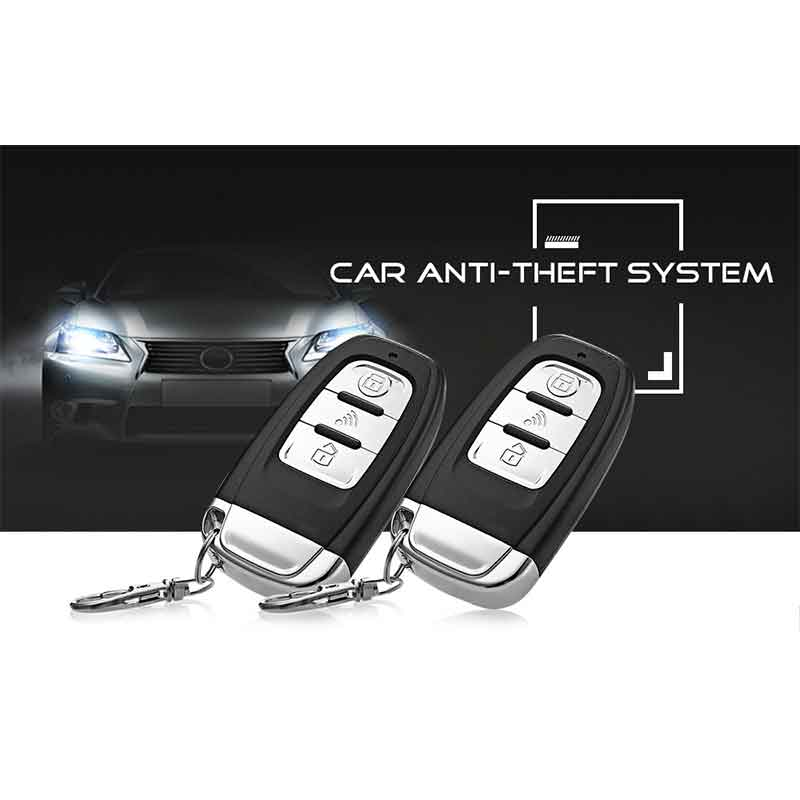 Remote Start System Keyless Entry Car Alarm System Central Locking Car Parts Starline A93 Start Stop Button Auto Alarm Signaling