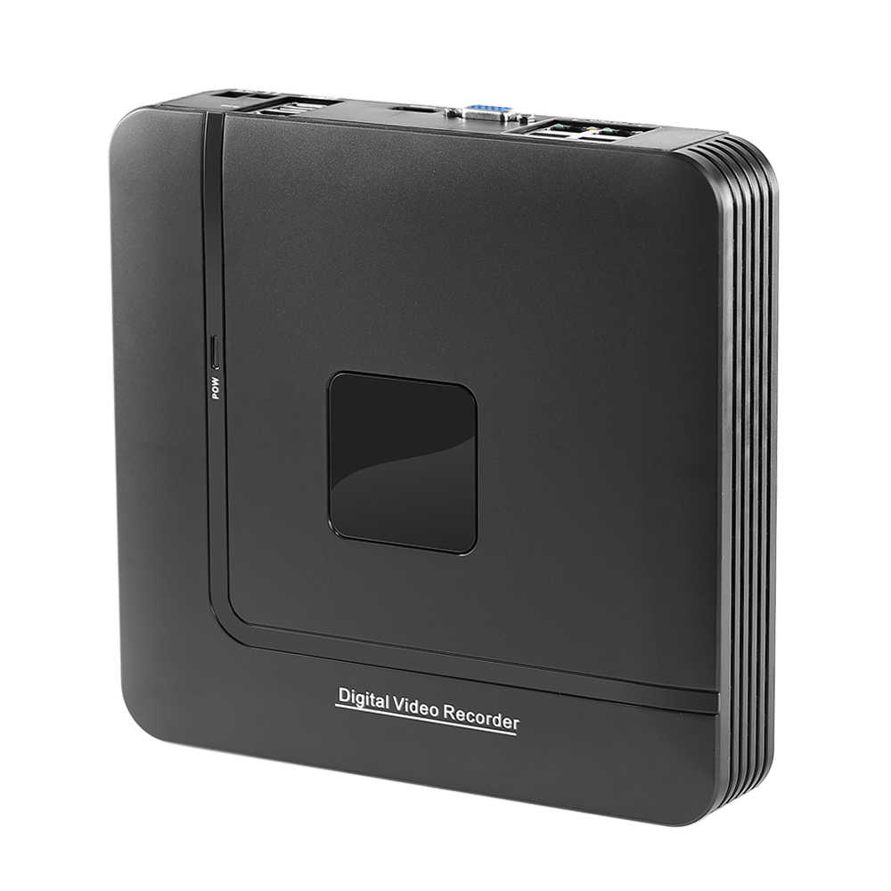 USAFEQLO H.265 Max 4K salida CCTV NVR 16CH 5MP/8CH 4MP/4CH 5MP grabadora de seguridad H.265 detección de movimiento ONVIF P2P CCTV NVR