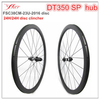 New disc brake road wheelsets 38mm 23mm clincher rims, 12*100mm front 12*142mm rear thru axle, 700C centrallock disc wheelsets