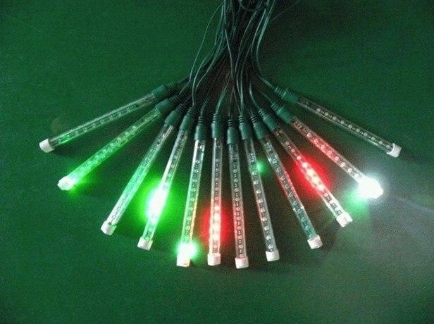 12Pcs/set;Mini LED Meter Light;20cm long/24LEDs each piece