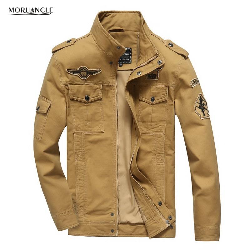 Men's Clothing Jackets & Coats Genteel Lncdis Fashion Spring Auttumn Casual Stand Collar Winter Jackets Men Coat Windbreaker Streetwear Jaqueta Masculina Veste Homme