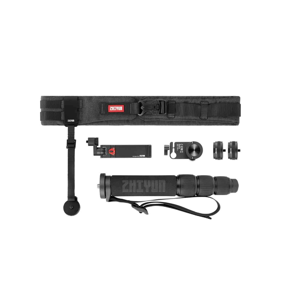 Zhiyun Crane 3 LAB Creator Accessory Kit Follow Focus Monopod Quick Setup Kit