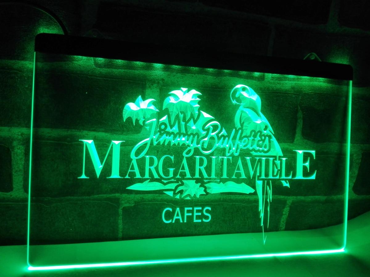 Le110 Jimmy Buffett Margaritaville Led