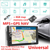 New 7 Inch 2Din Car Bluetooth MP5 Player HD Touch Screen Car MP5 Player Audio Video