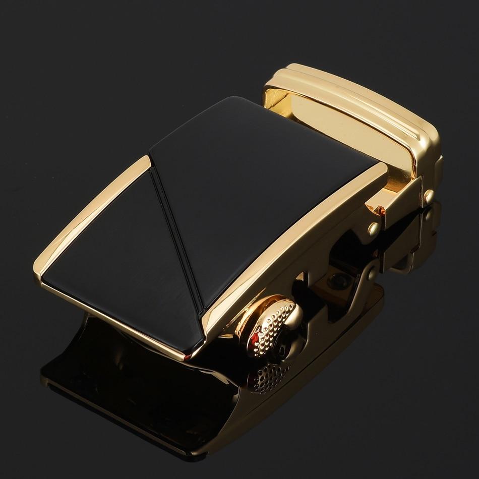 WOWTIGER Դիզայներ Luxury կաշվե ժապավեն - Հագուստի պարագաներ - Լուսանկար 5