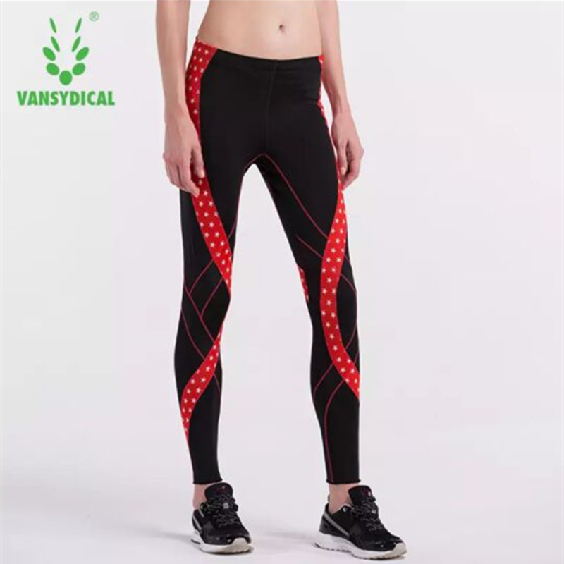 Black Running Pants Polyester Tights For Women Yoga Pants 2018 Autumn New Arrival Quick-Dry Sports Gym Fitness Leggings