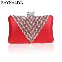 New Shiny Diamond Party Handbags Evening Handbag Many Colors Luxurious High Quality Bags Fashion Minaudiere SFX A0106