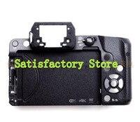 Nova g7 g70 g7gk voltar capa traseira para panasonic DMC-G7 DMC-G70 DMC-G7GK peças de reparo da câmera
