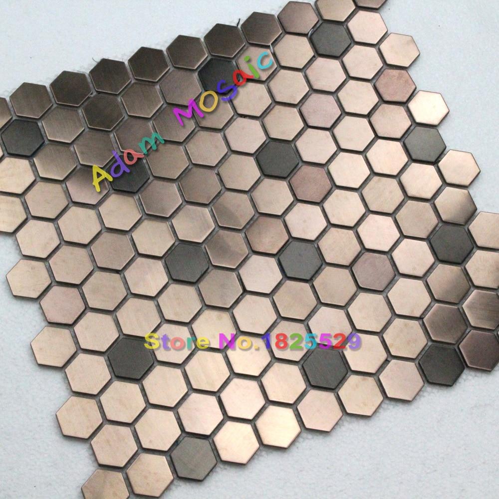 popular hexagon tile backsplash buy cheap hexagon tile 36 eye catchy hexagon tile ideas for kitchens digsdigs