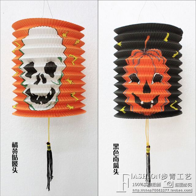 aliexpress com buy 12 pcs lot 16 20cm halloween party decoration