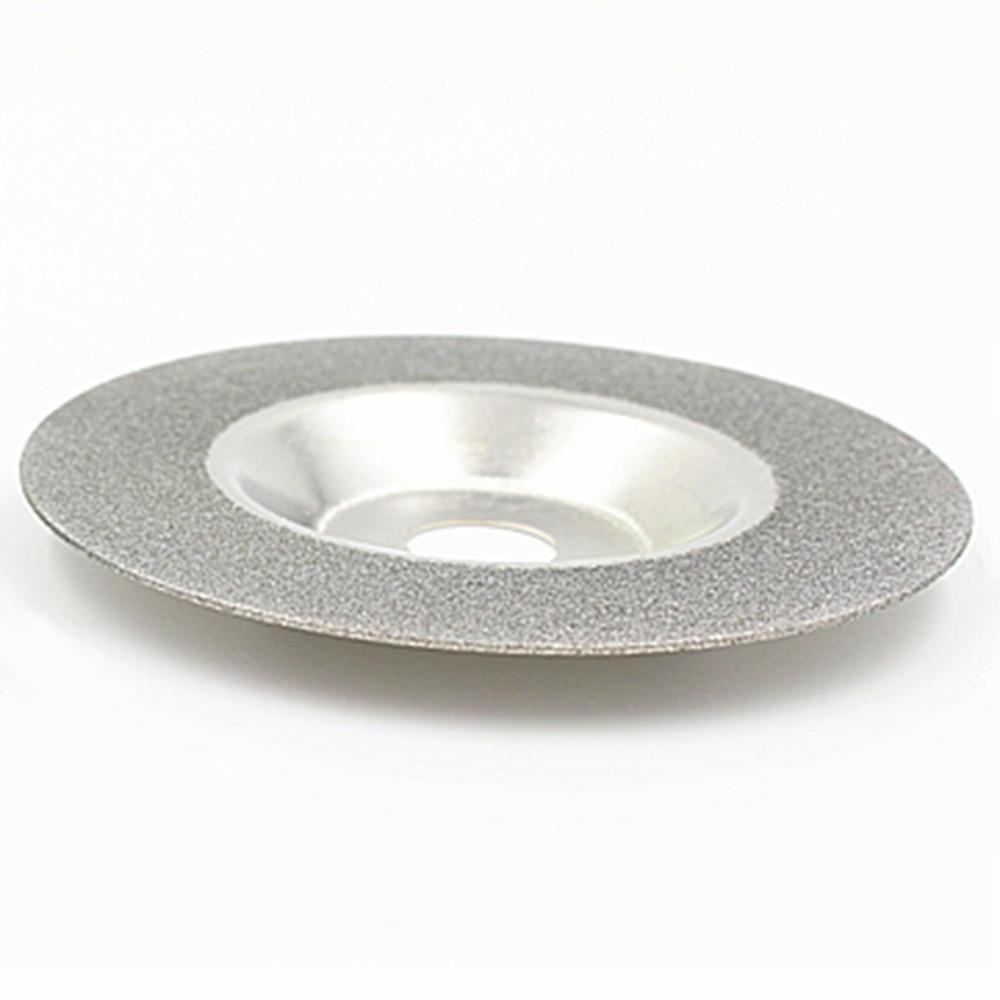 100mm Diamond Grinding Wheel Polishing Pads Disc Grinder Cup Dremel Angle Grinder Rotary Tool Whetstone Grinding Stone Glass