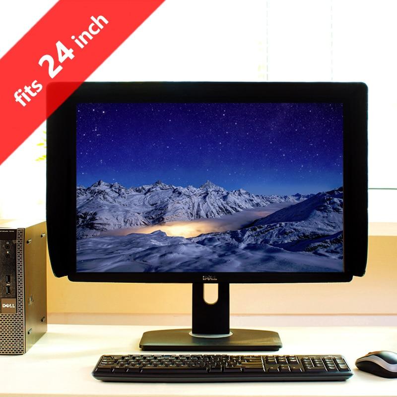 ILooker 24E 24 zoll LCD LED Monitor Sonnenschirm Sonnenschutzes für ...