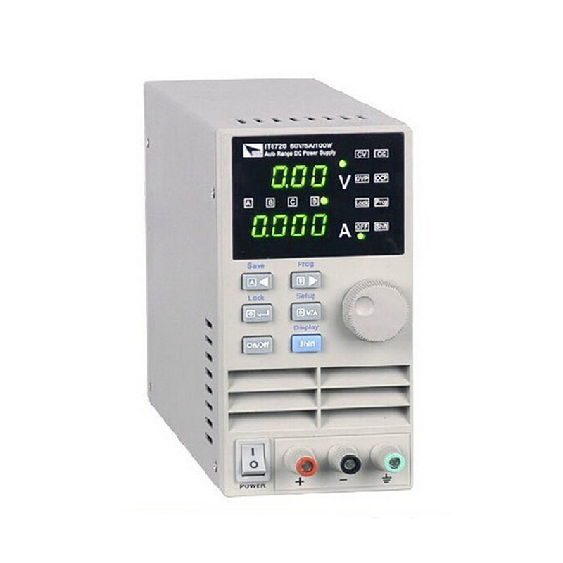 Factory direct IT6720 Programmable DC power supply 60V 5A Lab Grade it6720 programmable dc power supply 60v 5a lab grade