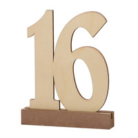 Home Garden Tool Supplies 2018 Wood Table Number 1 20 Set Rustic Wedding Event Prom Decoration Table Number