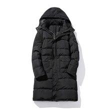 2016 зимний мужской вскользь с капюшоном куртки высокого качества толстые Ветровки мужские зимние куртки хлопка ватник бесплатная доставка доставка