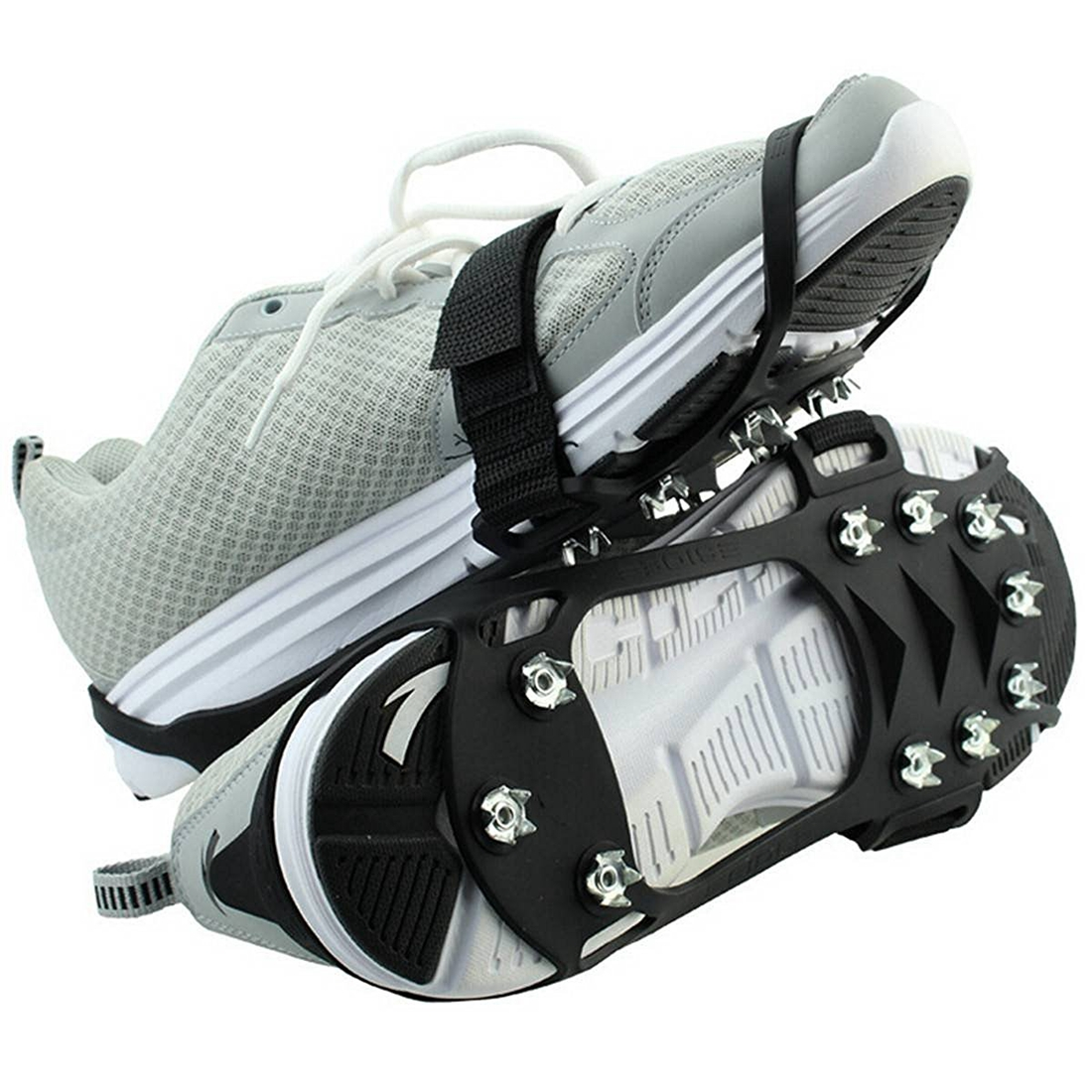 DCOS Shoe spikes Shoe claws, anti-slip crampons shoes, spikes Snow chain for the boot все цены