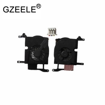 GZEELE 98% new Laptop cpu Cooling Fan For HP Pavilion dv1000 DV1100 DV1200 ZE2000 for ComPaq Presario M2000 V2000 3-Pins cooler image
