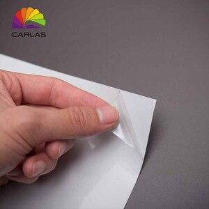 Image 2 - Carlas transparent klar autolack schutz film PPF automobil motor wrap aufkleber unsichtbare anti kratzer paster