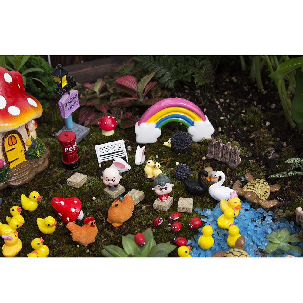 1 x Lighthouse For Fairy Garden//Dollhouse//Bonsai// Terrarium Craft UK Seller