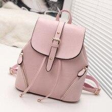 Модные женские туфли рюкзак высокое качество из искусственной кожи Mochila Escolar школьные сумки для подростков девочек топ-ручка рюкзаки дорожные сумки