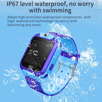 44 GPS Child Smart Watch Phone Position Children Watch 1.44 inch Color Touch Screen SOS Alarm Waterproof Smart Baby Remote Camera (2)
