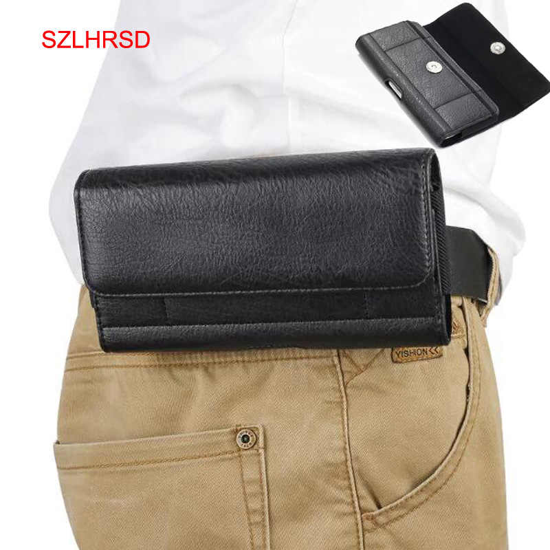 c0228d3c6c Detail Feedback Questions about SZLHRSD Classic Black Men's Waist Bag Phone  Case Outdoor Protective Case for Ulefone Armor X Caterpillar CAT S61 S60  S41 S31 ...