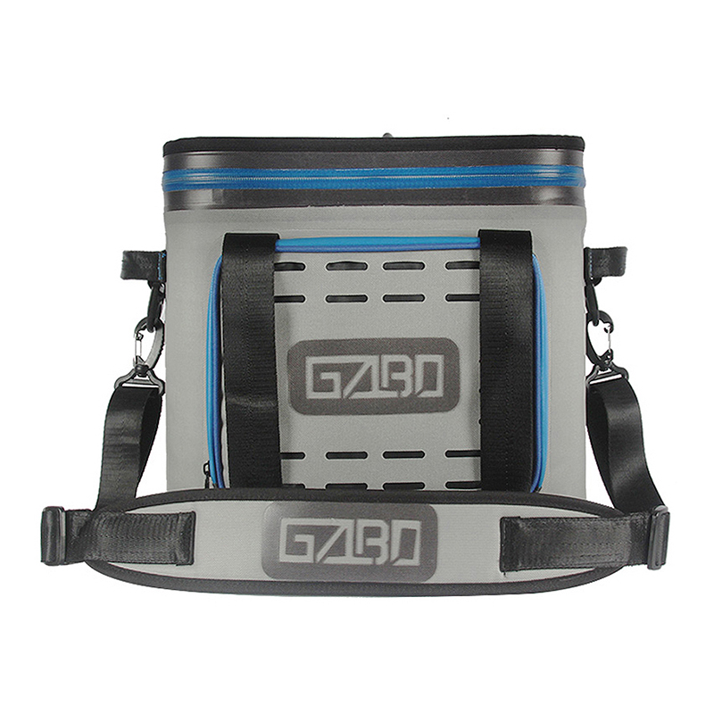 GZLBO Hopper Flip Portable Cooler waterproof 20 cans  cooler 2 color food and bear  cooler bag sikote insulation fold cooler bag chair lunch box thermo bag waterproof portable food picnic bags lancheira termica marmitas