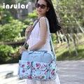MultiColor Multifunctional Diaper Bag Shoulder Handbag High Quality Maternity Mother Stroller Mummy Bag