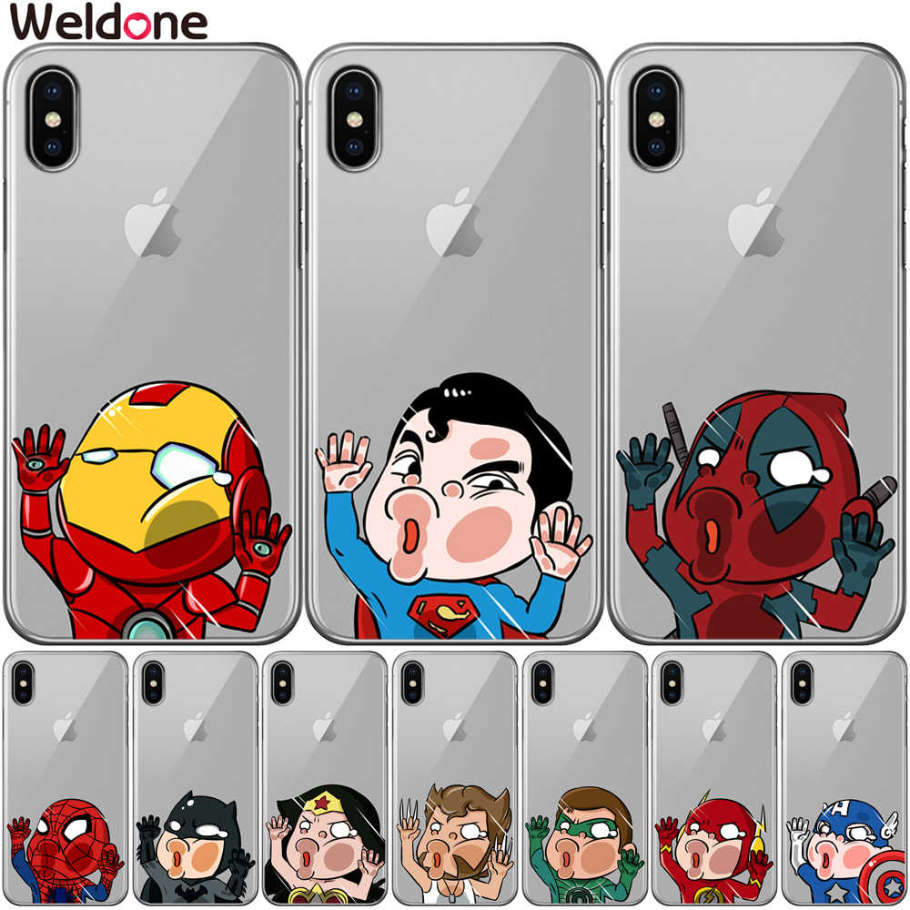 iphone xs case marvel