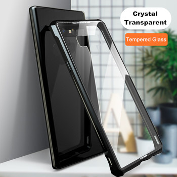 Tempered Glass Note 9 Case 1