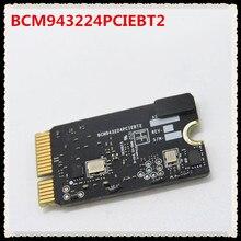 BCM943224PCIEBT2 300 150mbps 2.4 & 5 グラム WiFi bluetooth ネットワークカード mac OS Macbook Air A1370 A1369 A1465