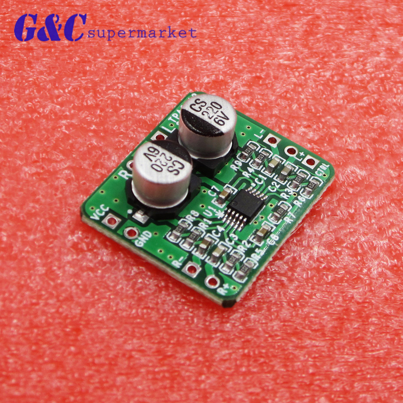 150mW Headphone Amplifier HIFI Board Differential-Balanced TPA6112&SGM4812 Input 3.3-5V Amplifier Module