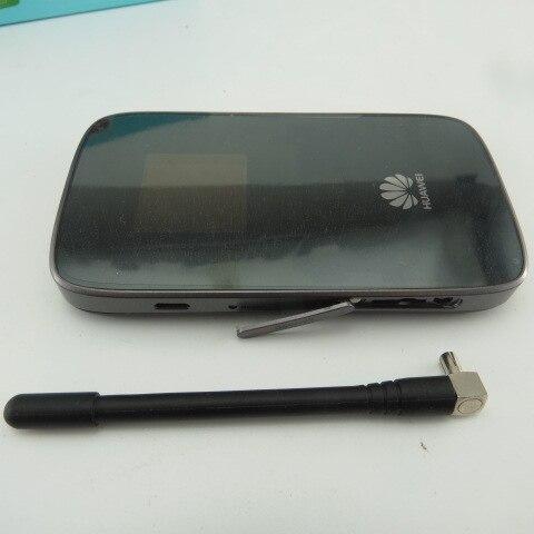 Free shipping Brand New HUAWEI E589 4G Mobile wifi Hotspot Huawei E589u-12 router PK E5776 E5878 Plus 4g antenna