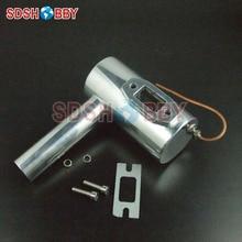 Курение выхлопная труба для DLE50 DLE55 DA50 GP50R DL55 EME55 EME60 DLA56 DLA58 DJ80 DJ85 DL50 двигатели