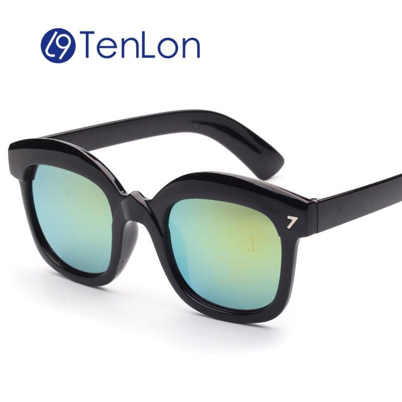 YYTZM Gafas de Marco Grueso Básica gafas de Sol steampunk hombres ...