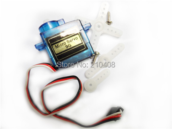 50pcs/lot FSFLY-3090B 9g Micro Servo for Helicopter Airplane and other rc models