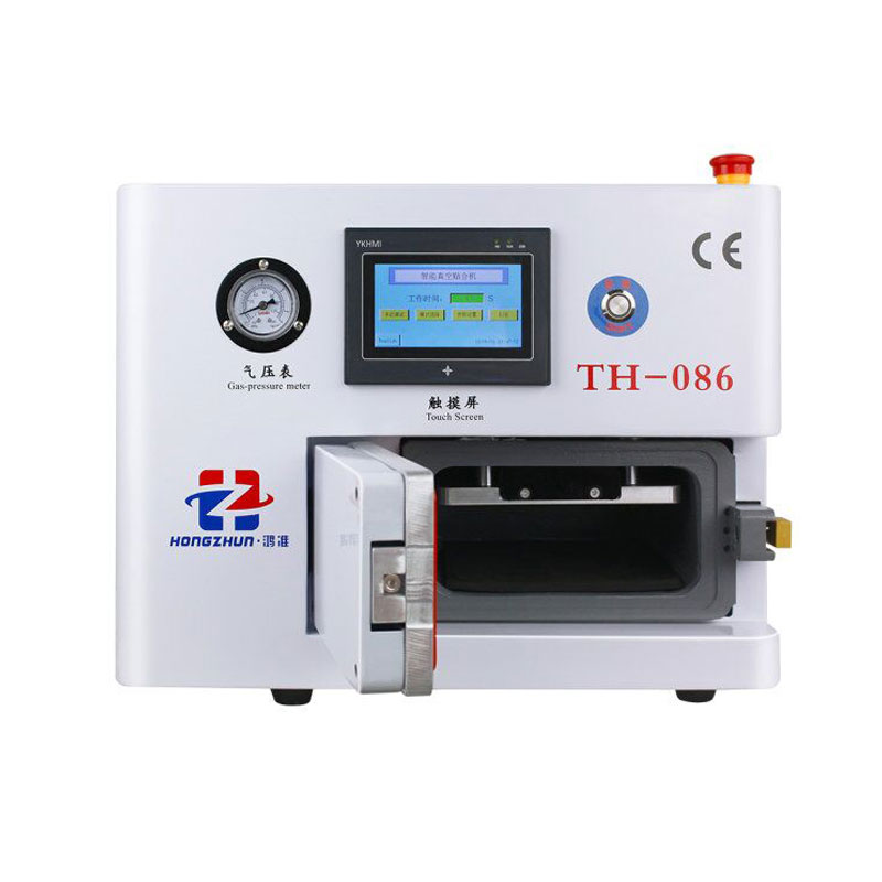 TH 086 Automatic AK Vacuum Lamination Machine OCA laminator and Bubble Removing Machine for Mobile Phone screen repair machine-in Power Tool Sets from Tools    2