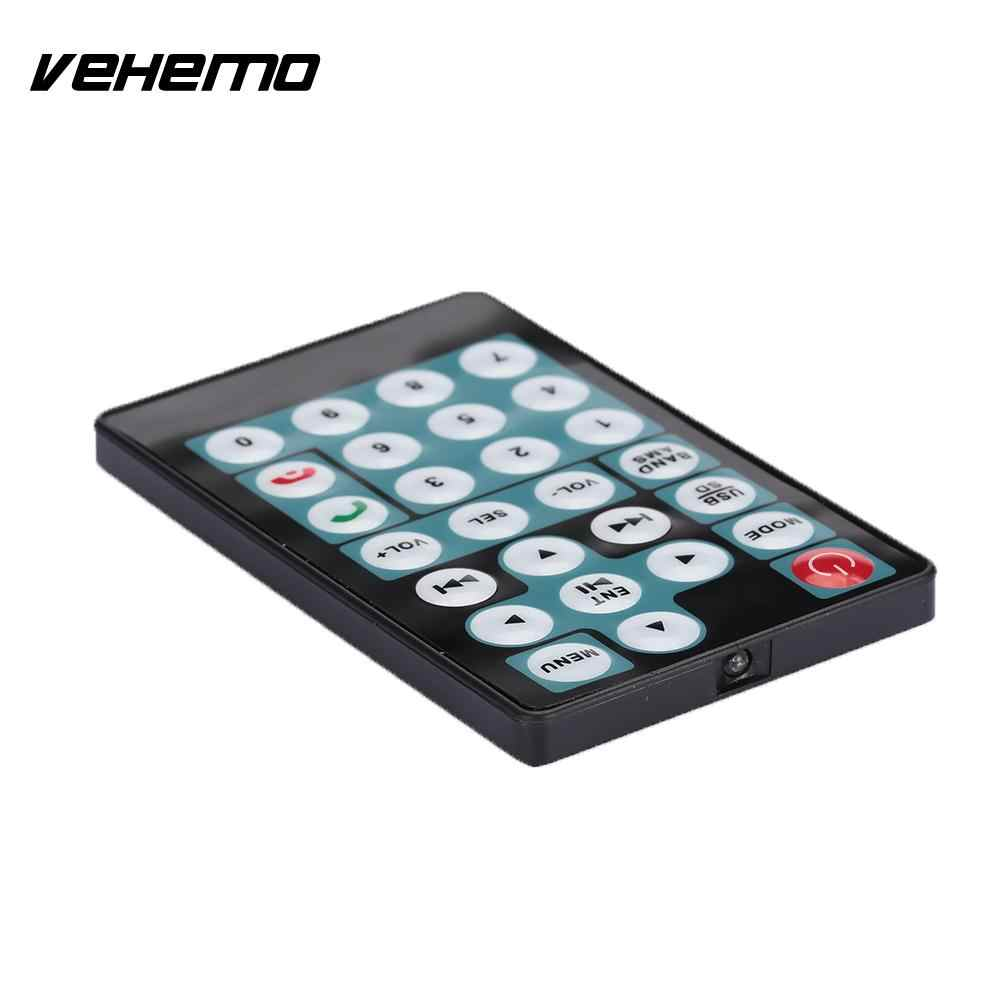 Vehemo ABS Remote Control Car MP5  Remote Control IR Control Portable Player Unit Car Mp3 Smart