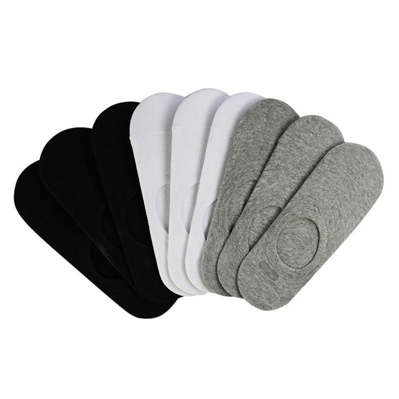 3Pairs Hot Sale Good Quality Boat Socks New Summer Style Women Low Socks Invisible Cotton Socks Slippers Sokken 2019
