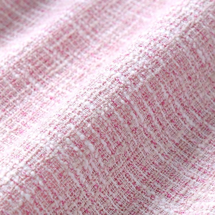 Nieuwe QZ8617030: 2018 roze, dunne, zachte, breezes, kleine geurende wind, zomer jurken. - 4