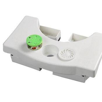328 Акция туалет стула приземистый табуретки для детей и взрослых WC горшок приседания помощь при запорах сваи рельеф повысить >> outdoor-life Store