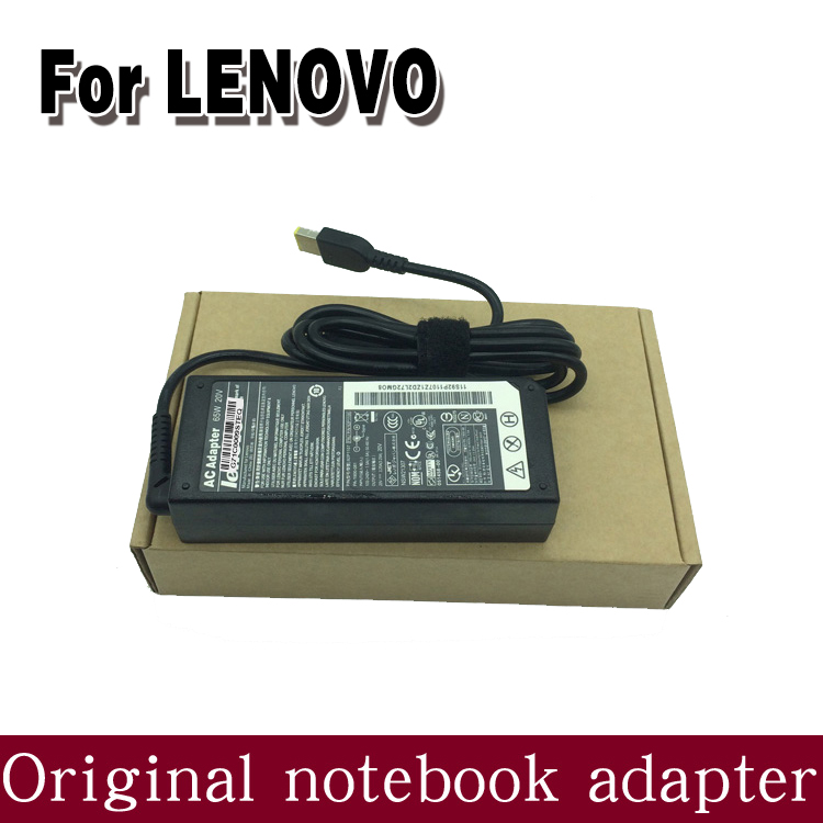 AC laptop power adapter charger for Lenovo Thinkpad X1 Carbon Lenovo G70 G400 G500 G505 G405 YOGA 20V 3.25A 65W adapter