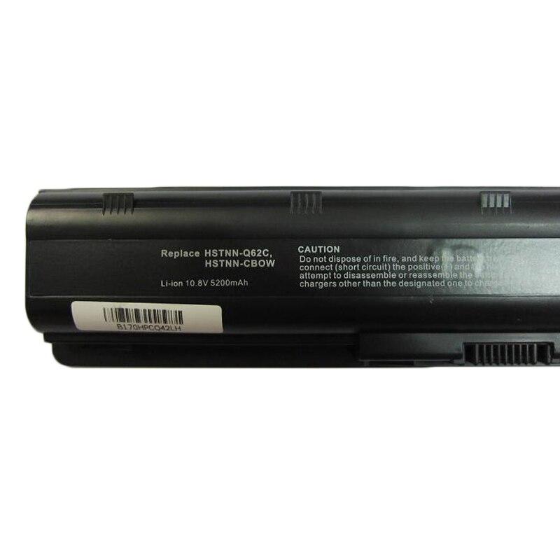 HSW Laptop Batería para HP Pavilion DV3 DM4 DV5 DV6 G6 G6 G7 CQ42 - Accesorios para laptop - foto 4